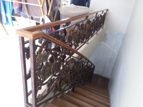 Railing tangga classic tempa